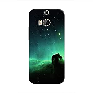 Cover It Up - Green Space Cloud One M9 Plus Hard Case