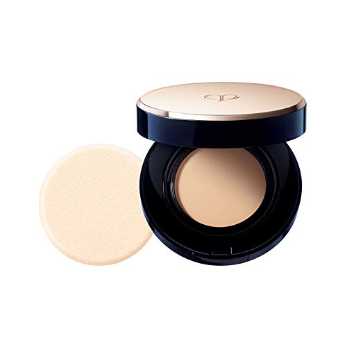 CLÉ DE PEAU BEAUTÉ Radiant Cream to Powder Foundation SPF 24 : Color I10 Very Light Ivory