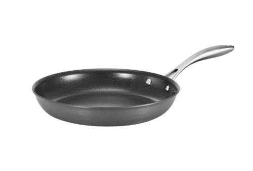 Tramontina 80123/005DS Gourmet Heavy-Gauge Aluminum Nonstick Fry Pan, 12-Inch, Hard Anodized (Aluminum Pan Non Anodized Fry Stick)