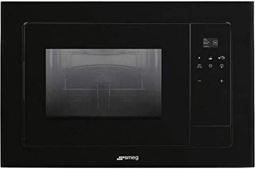 Smeg FMI120N1 - Microondas (Integrado, Microondas con grill ...