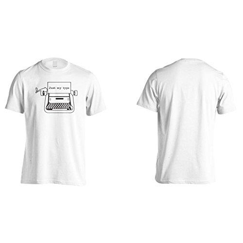 Nur Mein Typ Schwarz Herren T-Shirt k956m