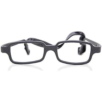 5d57cc98b3 Amazon.com  Miraflex MAYA Modified Eye Glass Frame w  Extended Heel ...
