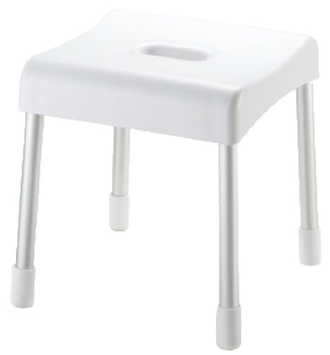 Riseruba bus stool 30 white W (japan import)