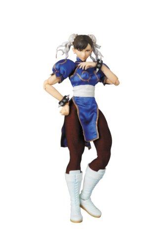 Medicom Street Fighter IV: Chun-Li Version 2.0 Real Action Hero Figure