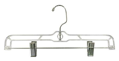 Jeronic 12 Pack Slack Pant Hangers