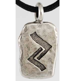 NEW Khor Rune Amulet (Amulets and Talismans) by Treasures Stones & Crystals