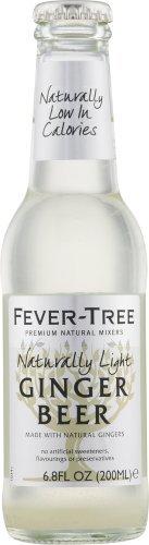 fever tree light ginger beer - 5