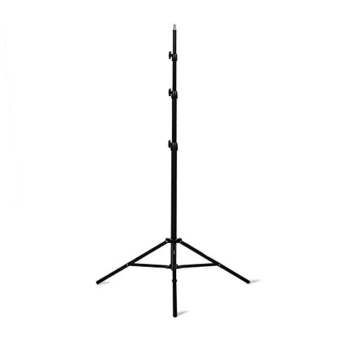 Fovitec - 1x 9'8'' Photography & Video Light Stand Kit - [For Lights, Reflectors, Modifiers][Collapsible][Ergonomic Knobs] by Fovitec