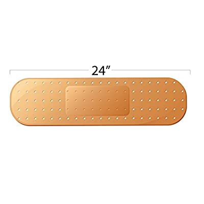 Giant Band Aid Car Decal Vinyl Decal Sticker for Car Truck Vehicle Window: Sports & Outdoors