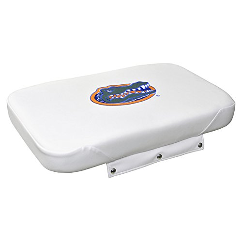 Vinyl Cooler Cushions Florida Gators 20 Qt Premium Cooler Cushion - White 19 X 2 X 13 Inches White by Wise