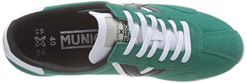 Munich Adulto Unisex Ginnastica 51 Sapporo 51 – Da verde negro Basse Verde Scarpe q8Z4pq