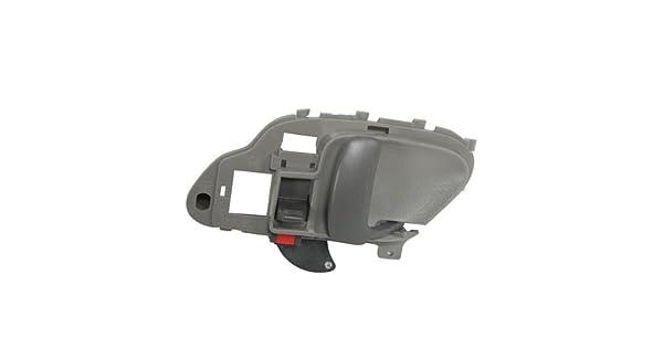 CHEVY TAHOE C//K YUKON 95-02 FRONT INNER GRAY DOOR HANDLE RH 15708044 GM1353101
