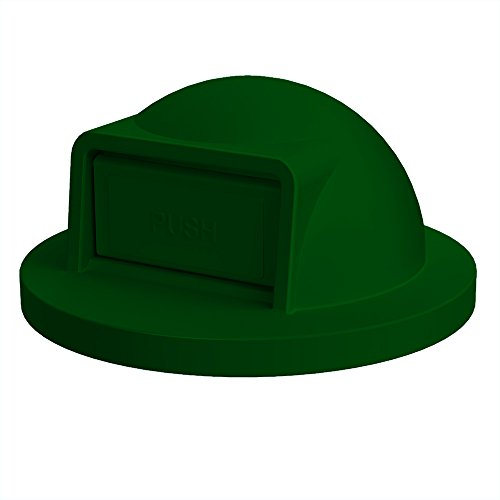 - Dome Top For 55 Gallon Drum | Green
