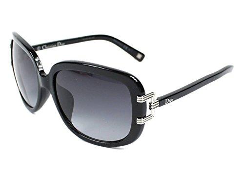 Price comparison product image Dior Sunglasses Dior Graphix 3 / F / S 0CLB Shiny Black (HD gray gradient lens)