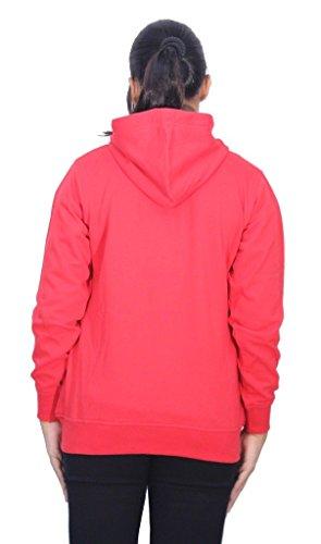 Romano - Sweat-shirt - À logo - Col Chemise Classique - Manches Longues - Femme Orange Orange