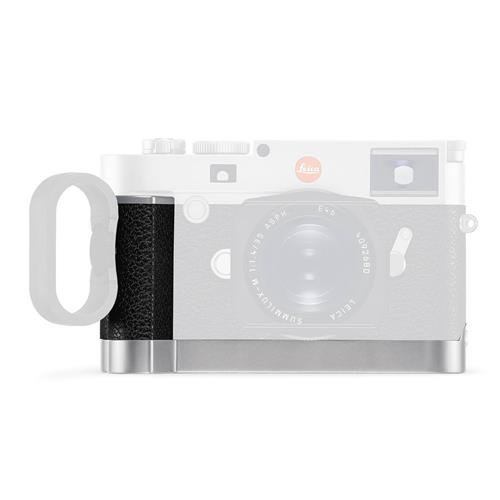 Leica Hand Grip for M10 Digital Camera, Silver
