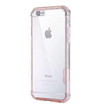 Caso iPhone 7 Plus/iPhone 8 Plus Transparente Suave TPU ...