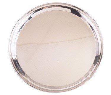 NuSteel TG-1327 16 in. Round Serving Tray