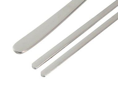 Kitchen Flower Premium Stainless Steel Chopstick & Spoon 10 Set by Kitchen Flower (Image #3)