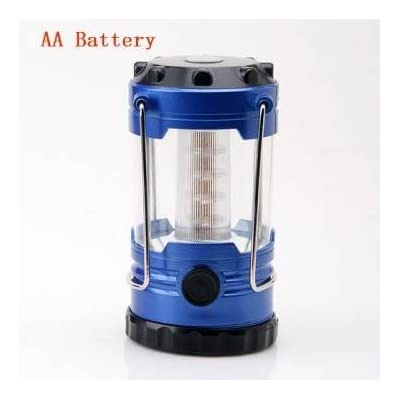 12 LED Adjustable Camping Lamp With Compass??ˆAA battery??‰