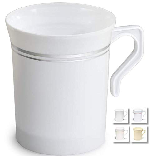 Compare Price To Plastic Coffee Cups With Handles