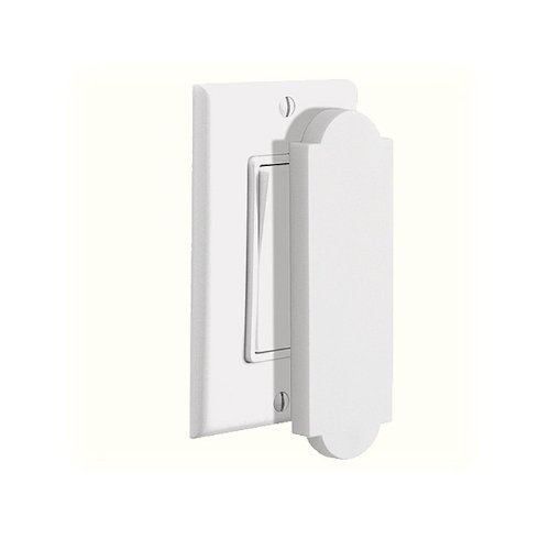 Mitzvah Family 2202 Magnetic Switch and Outlet Cover for Flat Modern Switches, 6 Piece by Mitzvah Family