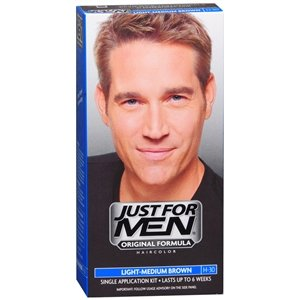 Buy male hair color