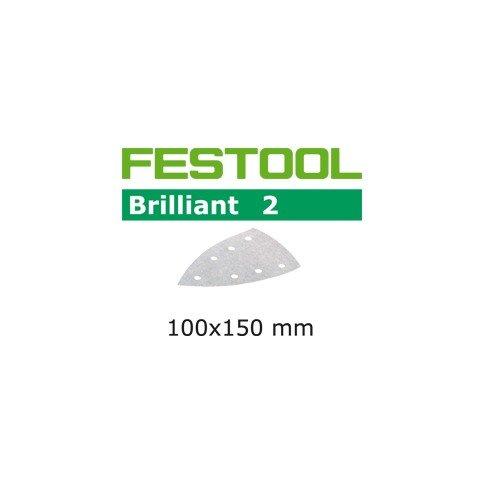 Festool 50 pi/èces FESTOOL 496976/Schleifscheiben STF 100/x 150/mm f/ür und Lacke P40