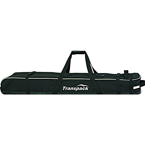 Bag Convertible Ski - Classic Series Ski Vault Double Pro Bag Color: Black