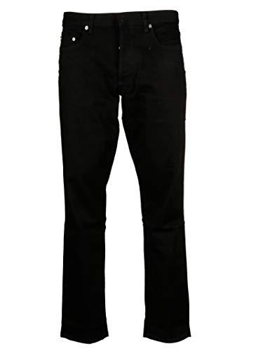 Dior Men's 863Ds06w0793m989 Black Cotton Jeans