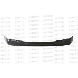 Front Lip Seibon Carbon - Seibon Front Carbon Fiber TS-Style Lip Spoiler Lexus IS350 06-07