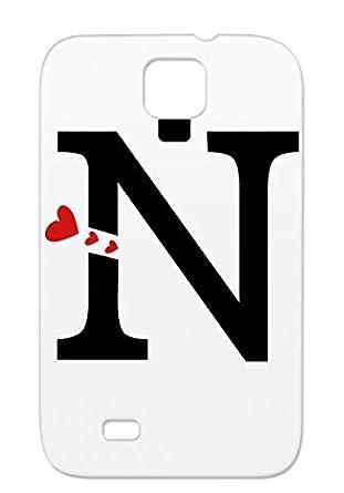 Capital Letter N Logo Symbols Shapes Miscellaneous Hearts Letters