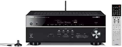 Yamaha RX-V681BL 7.2-Channel MusicCast AV Receiver with Bluetooth