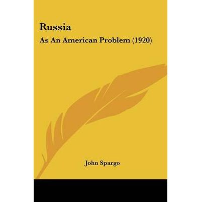 Download Russia: As an American Problem (1920) (Paperback) - Common pdf
