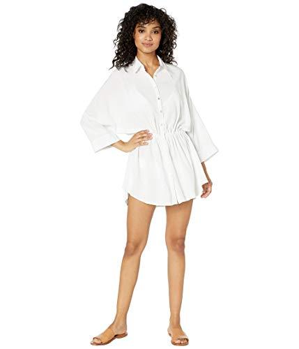 - LSpace Women's Pacifica Tunic, White, M/L