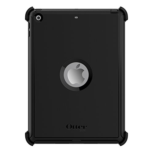 Price comparison product image OtterBox DEFENDER SERIES Case for iPad (5th Generation ONLY) - Frustration Free Packaging - BLACK