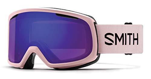 Smith Optics Riot - Asian Fit Women's Snow Goggles - Gina Kiel/Chromapop Everyday Violet Mirror/One Size (Ski Riot)