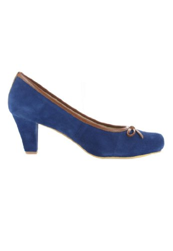Andrea Conti, Scarpe col tacco donna Blu blu