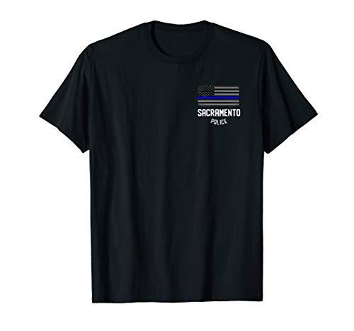 Sacramento Police Officer California Policeman Duty -