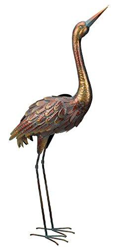 (Regal Art & Gift Patina Up Crane, 40