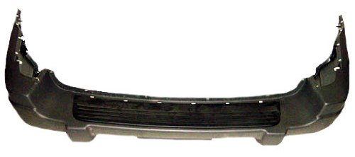 OE Replacement Jeep Cherokee/Wagoneer Rear Bumper Cover (Partslink Number CH1100197)