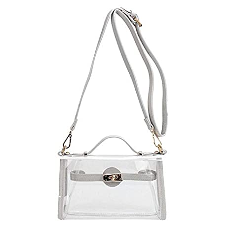 0ad79c749e1b Shoulder Bags - Clear Handbag Tote Fashion Shoulder Crossbody ...