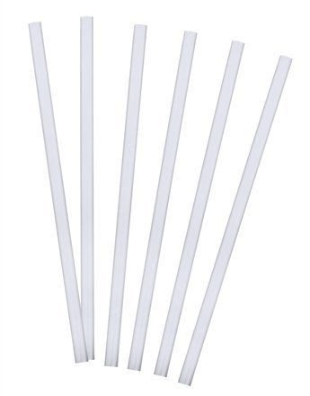Tervis Tumbler Straight Straws Clear 11in
