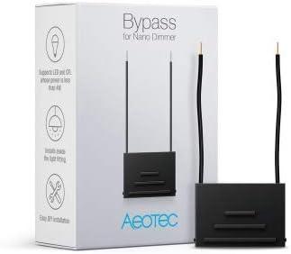 Aeotec Bypass Para Nano Dimmer
