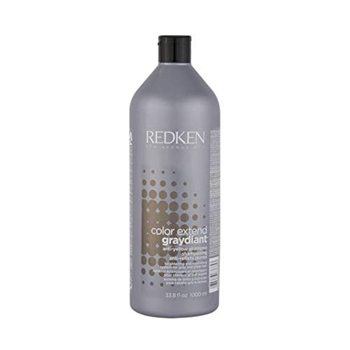 Redken Color Extend Graydiant Anti-Yellow Shampoo 33oz