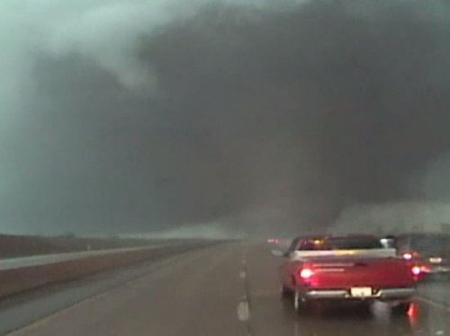 Hunt for the Supertwister -
