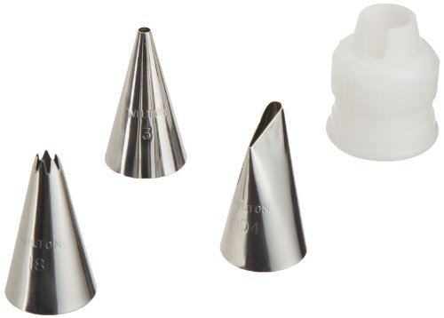 Wilton Petal (Wilton 418-1720 Tip and Coupler Set)