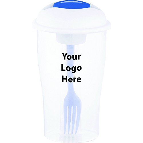 Salad Shaker Set - 144 Quantity - $3.35 Each - PROMOTIONAL PRODUCT / BULK / BRANDED with YOUR LOGO / CUSTOMIZED by Sunrise Identity
