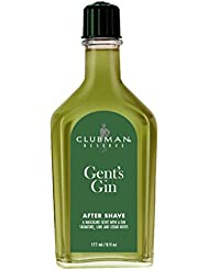 Clubman Reserve Gents Gin After Shave Lotion, 6 Fluid...
