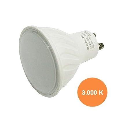 ElectroDH 81204CAL DH BOMBILLA LED GU10.7W.REGULABLE.CAL